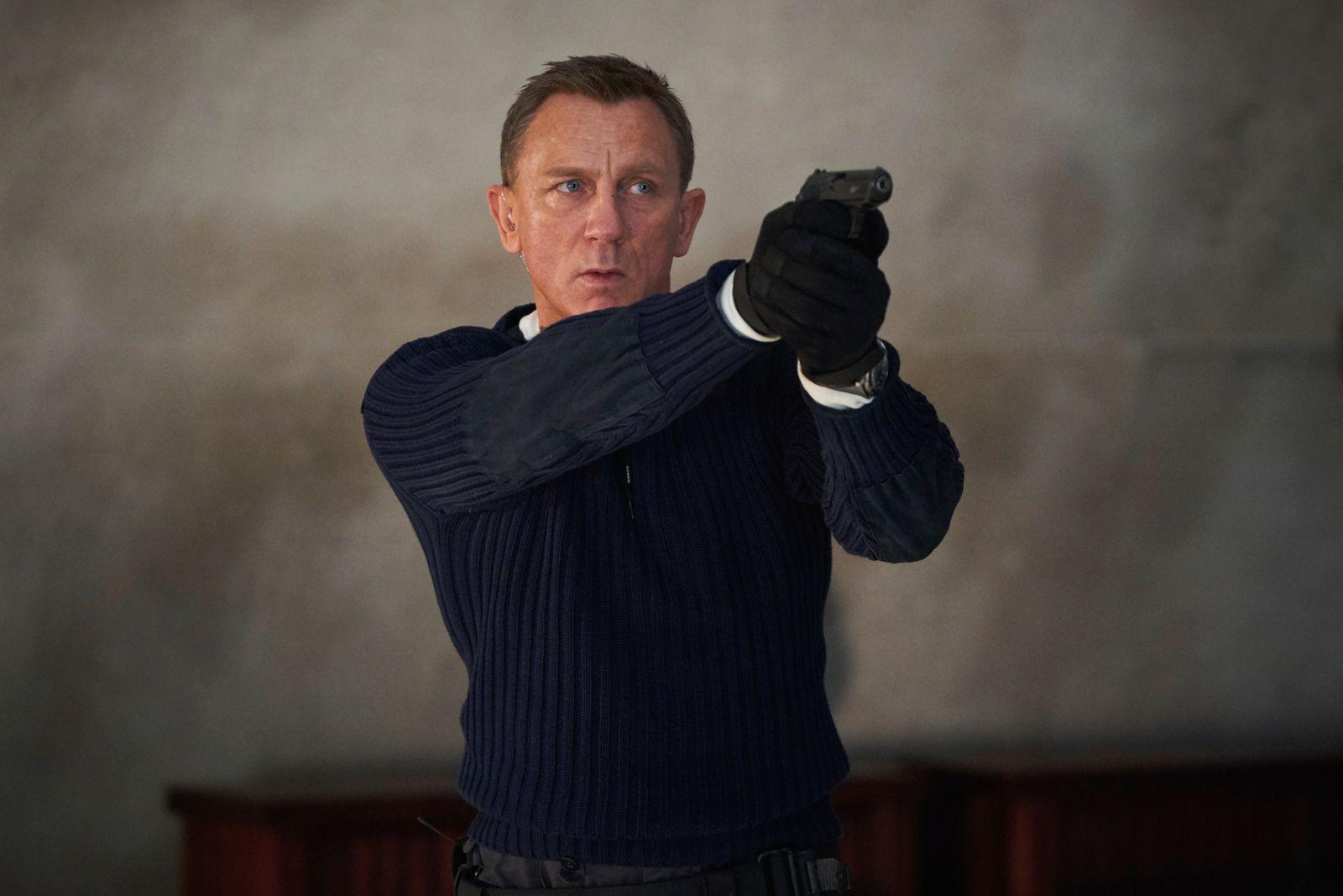 James-Bond-Film «Keine Zeit zu sterben»