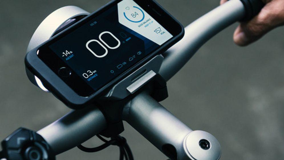 Connected Bike: Vernetzte Fahrräder verändern die Stadt