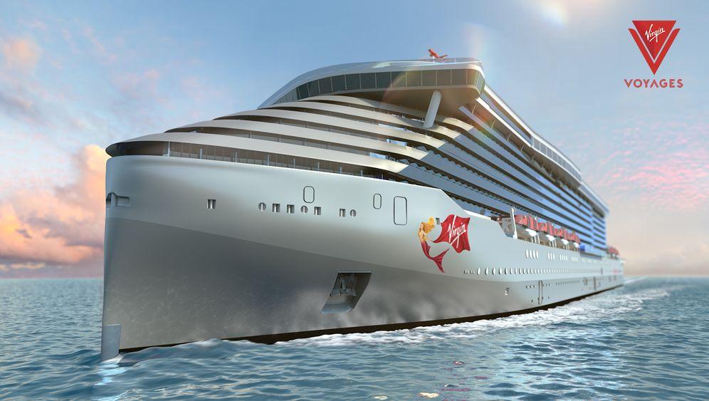 Virgin Voyage nur für Ü18: Richard Branson will mit Kreuzfahrtschiffen punkten