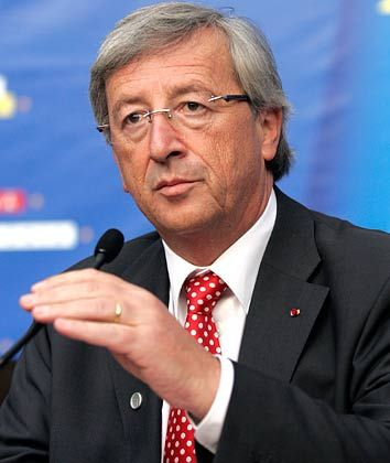 Vorschlag abgelehnt: Eurogruppen-Chef Juncker scheiterte mit seinem Plan, Schulden ab 2011 abzubauen