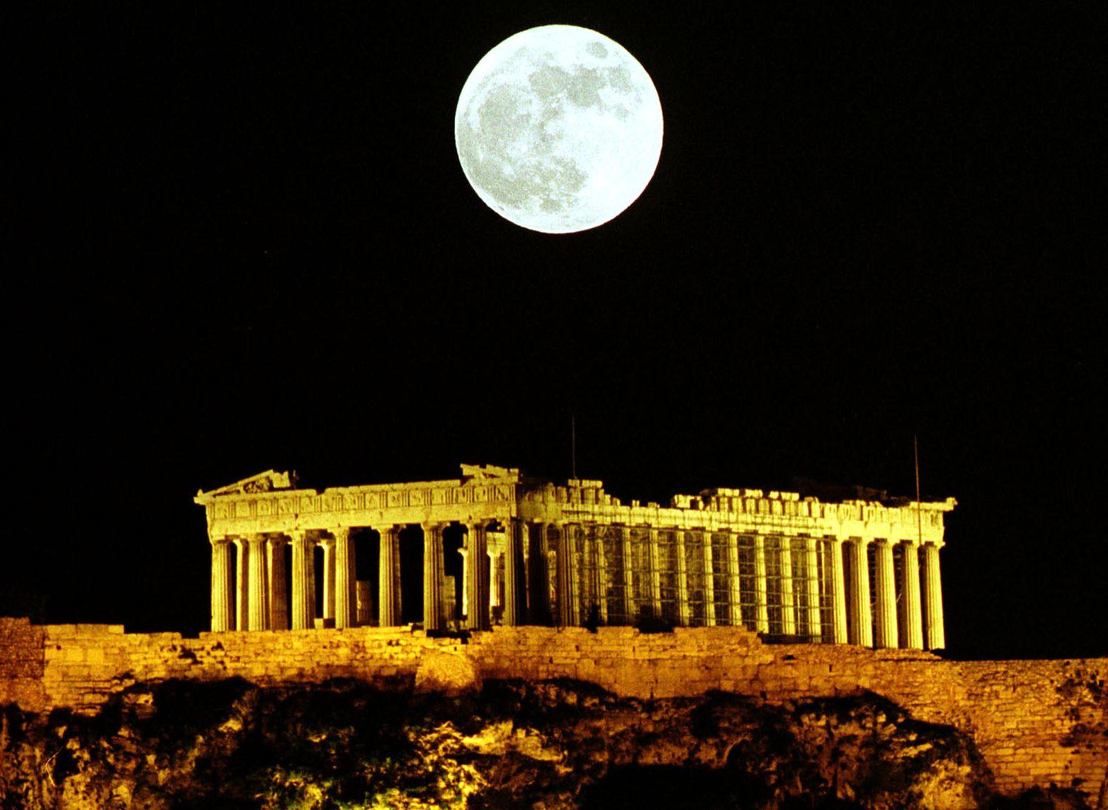 Griechenland / Akropolis