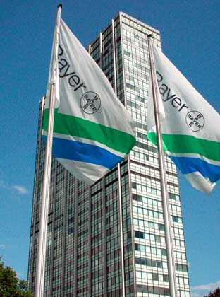Bayer: Will Biogeschäft ausbauen