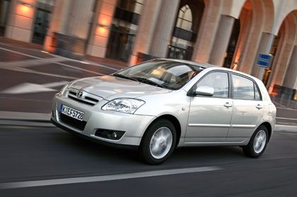 Rasant unterwegs: Toyota ist zurück in der Gewinnzone