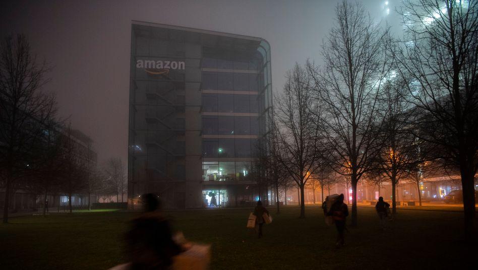 Amazon-Zentrale in München: Der Techgigant setzt auf künstliche Intelligenz