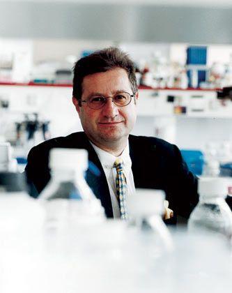 Der Bündnispartner: Bernd Seizinger, GPC Biotech