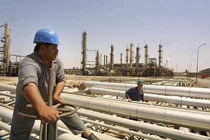 """Ölförderung im Irak: """"Der gesamte Westen ist sehr nervös."""""""