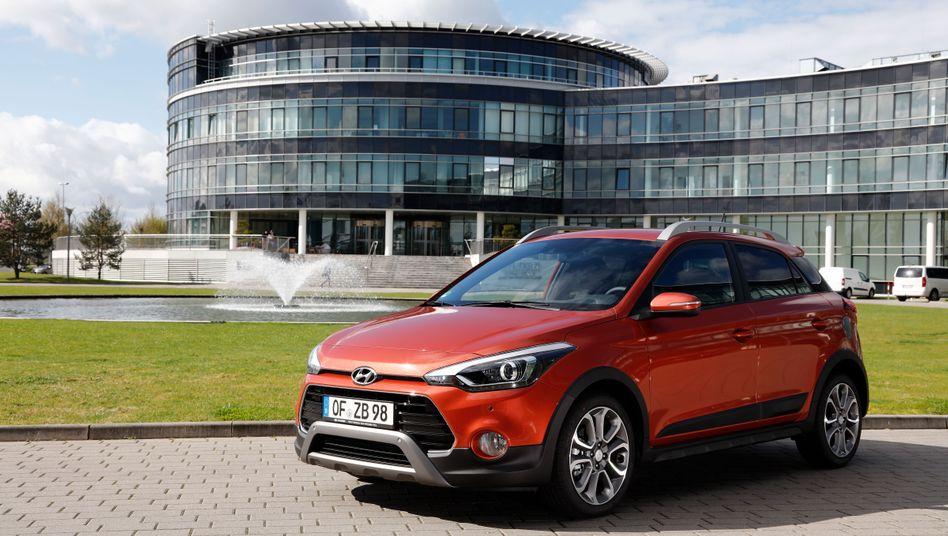 Hyundai i20 - die Koreaner wollen jetzt mehr SUVs bauen