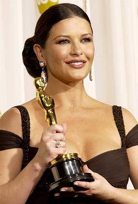 Schauspielerin Catherine Zeta-Jones