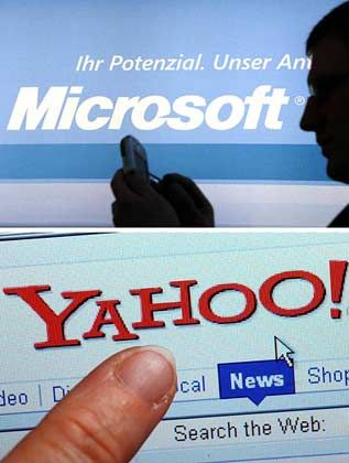 Yahoos Abwehrkampf gegen Microsoft: Ein bisschen mehr Zeit