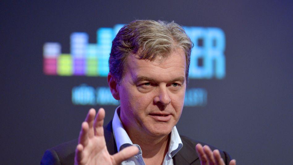 """Hans-Holger Albrecht: """"Bescheidenheit und Selbstbewusstsein"""" nennt er als Kernkompetenzen für Manager."""