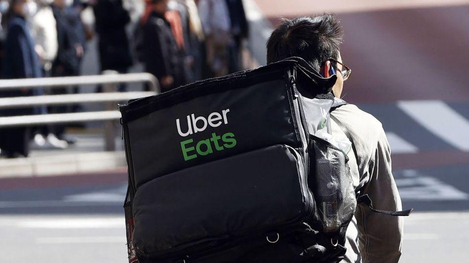 Start in Berlin: Ähnlich wie der finnische Lieferando-Konkurrent Wolt will Uber Eats Deutschland von der Hauptstadt aus erobern