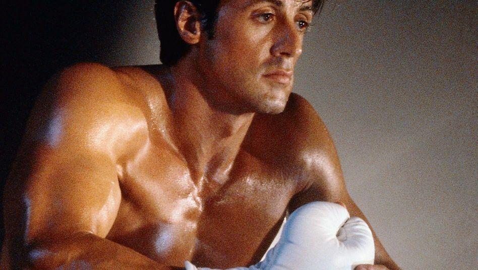 "Rocky-Darsteller Sylvester Stallone: Der Song ""Eye of the Tiger"" wurde durch den Film weltberühmt"