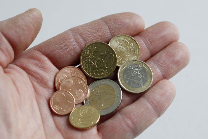 Kleingeld ist auch Geld: Auch mit kleinen Summen laufen Ansparprozesse