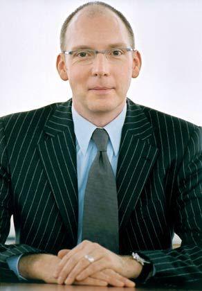 Fusionsgewinner: Volksfürsorge-Chef Stapelfeld