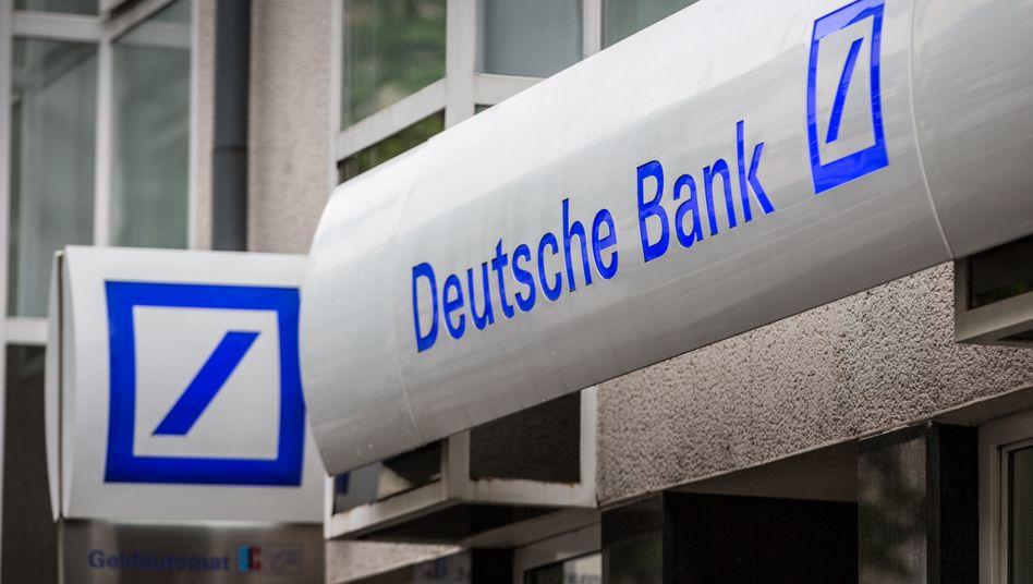 Gut ein Fünftel der Filialen der Deutschen Bank wird schließen müssen