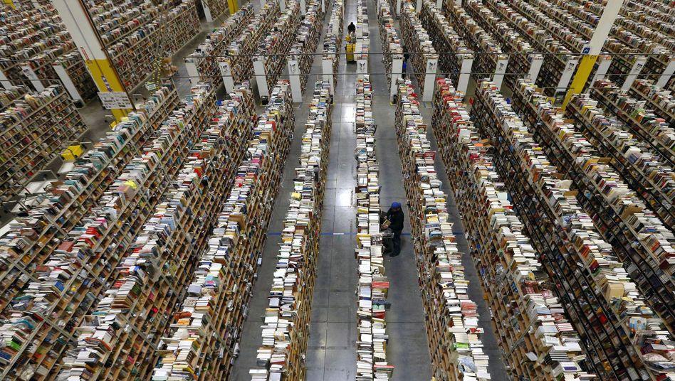Amazon-Lager in Phoenix: Schöpfen durch Zerstören