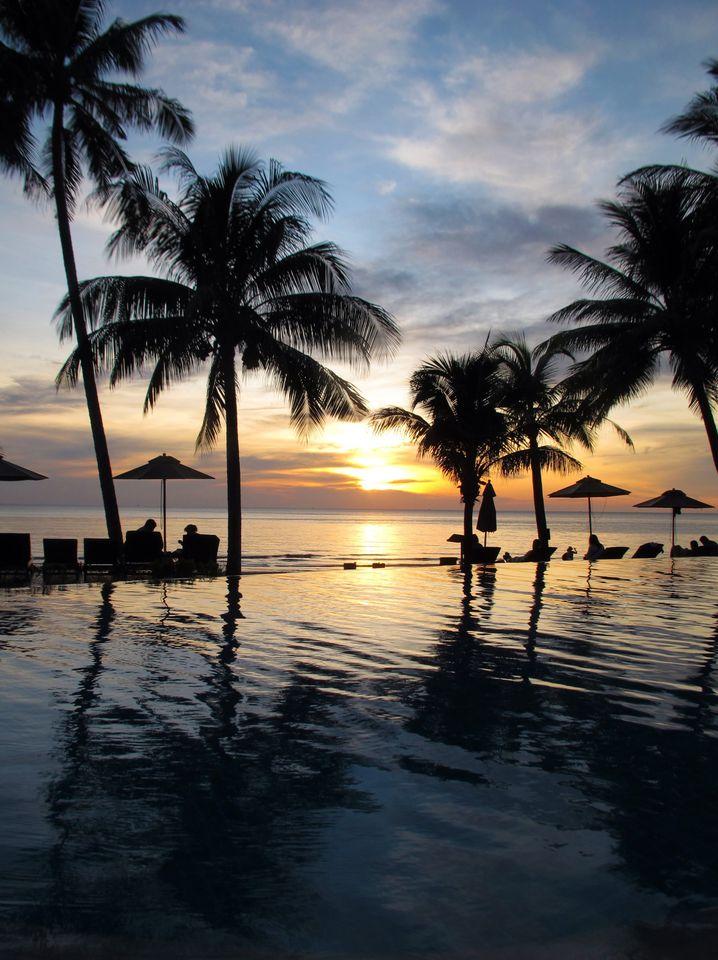Urlaubsfeeling in Thailand: Das Land wird bei manchen Reiseveranstaltern im Winter im Schnitt günstiger