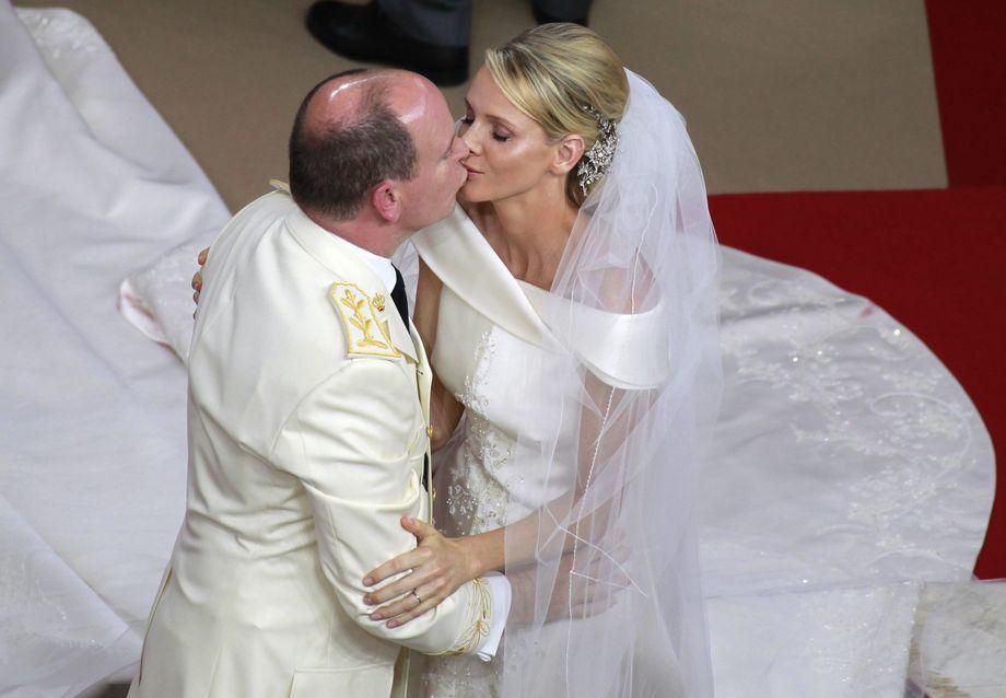 Die Hochzeit Von Albert Und Charlene Manager Magazin