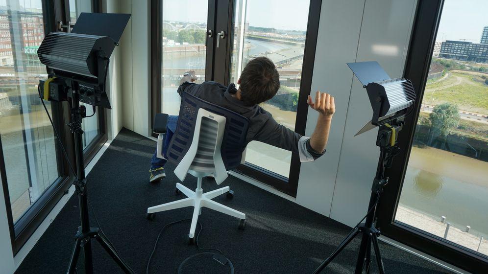 Bürostuhl-Test: Wie dynamisch ist der Pure IS3?