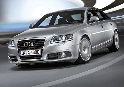 Sportlich: 2008 hat Audi seine Rekordfahrt noch fortgesetzt