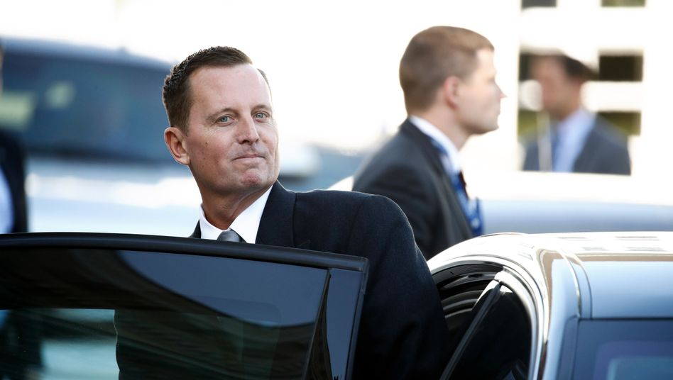 Autofreund Richard Grenell