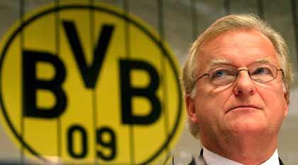 BVB-Präsident Niebaum: Das Vertrauen schwindet