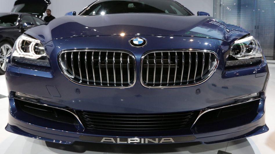 Big ist beautiful: BMW Alpina B6 xDrive Gran Coupe - in den USA mögen es die Käufer immer gern eine Nummer größer. Doch im September fiel der BMW-Absatz dort um mehr als 5 Prozent