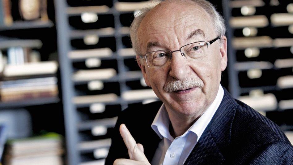 Gerd Gigerenzer ist Direktor am Max-Planck-Institut für Bildungsforschung in Berlin und einer der meistzitierten Psychologen im deutschsprachigen Raum.