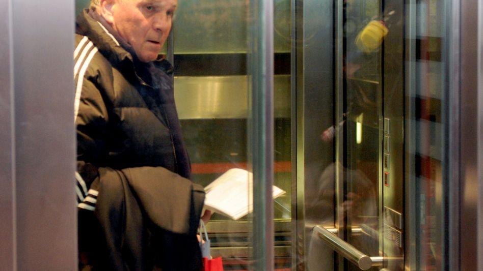 Uli Hoeneß: Der Unternehmer will seine Selbstanzeige nicht kommentieren