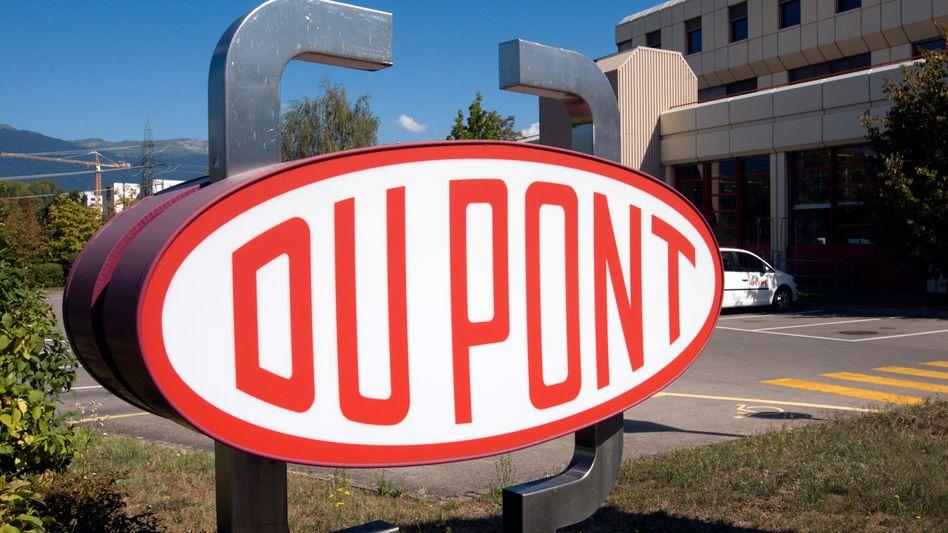 Chemiekonzern Dupont: Bisher eher für schusssichere Westen bekannt