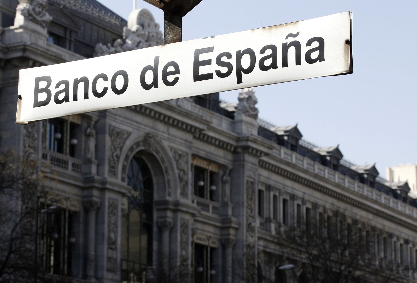 Bank of Spanien