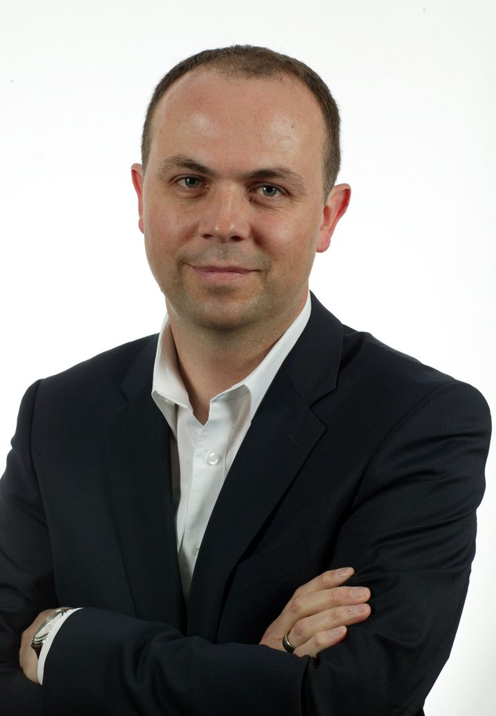 Jochen Hermann leitet die Entwicklung von Daimlers neuer E-Auto-Plattform