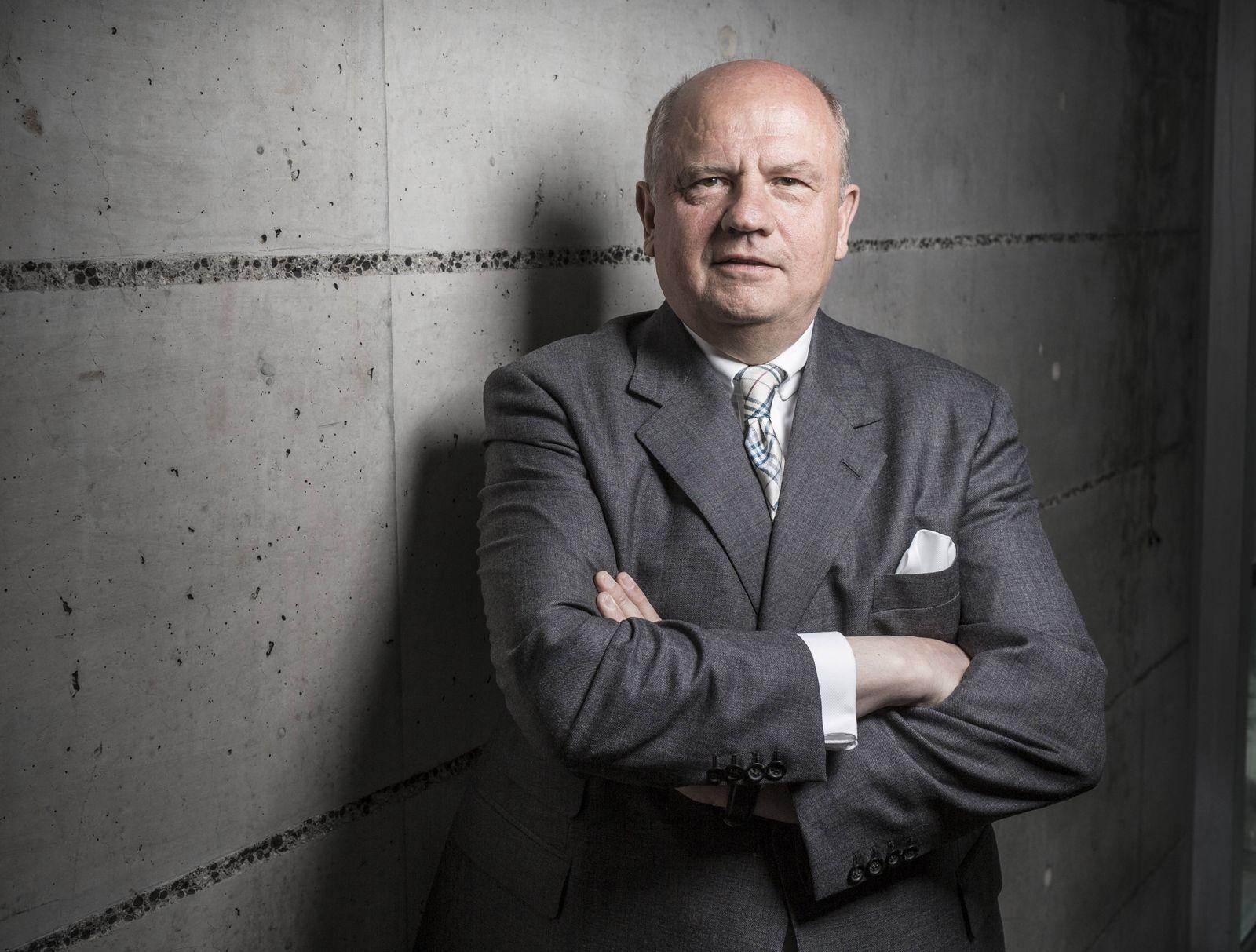 Martin Richenhagen Vorstandsvorsitzender AGCO Corporationn Muenchen 19 03 2013 Deutschland PUBLI