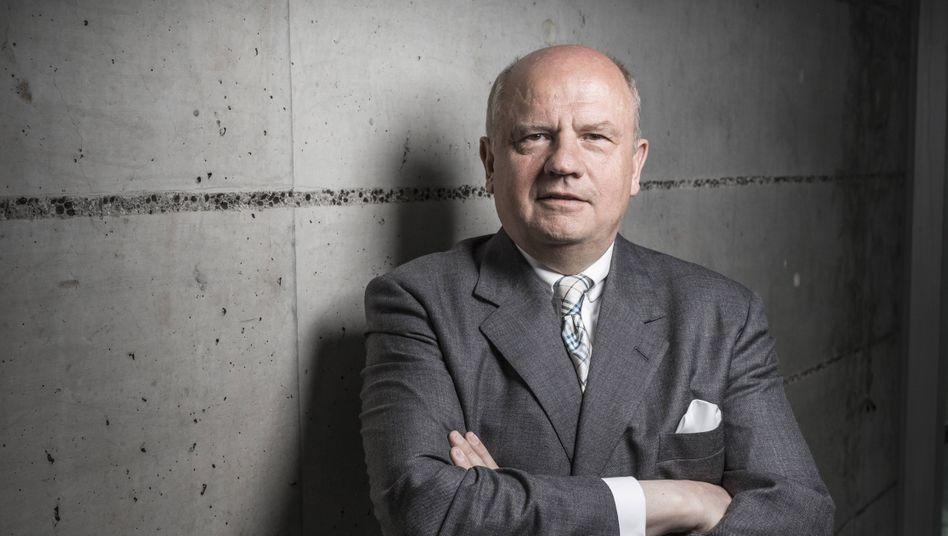 Abgang bei Agco: Martin Richenhagen