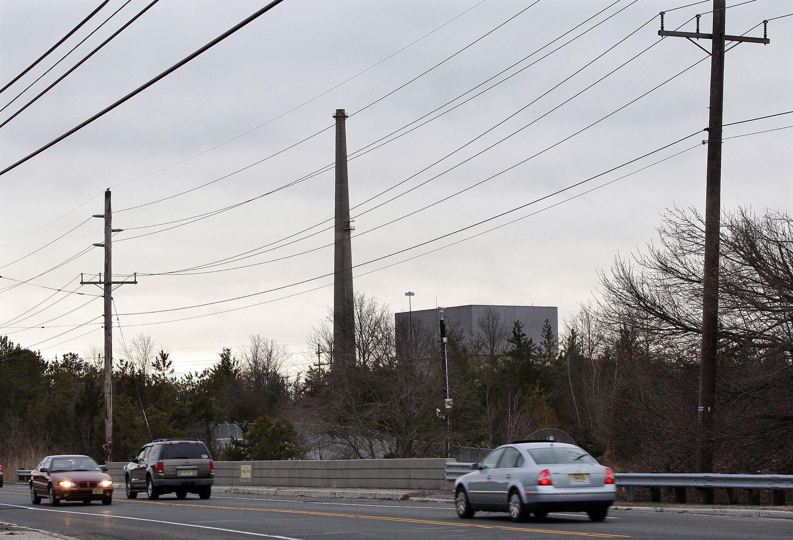 Atomkraftwerk Oyster Creek