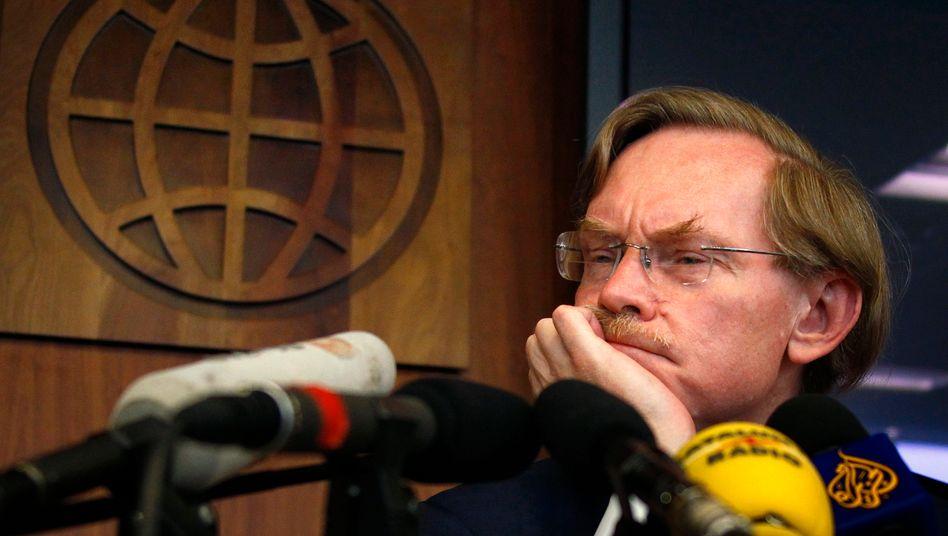 Weltbank-Präsident Robert Zoellick: Kein Ausweg in Sicht