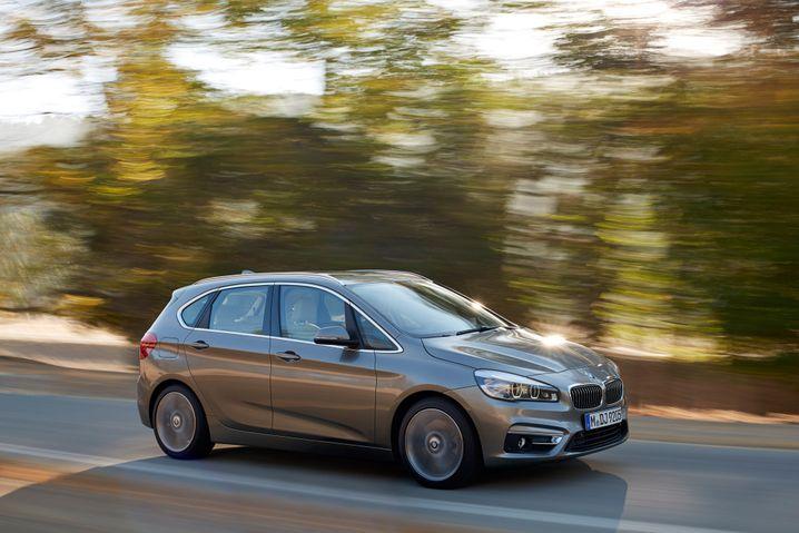 BMW 2er: Die Van-Variante Active Tourer sorgt für mächtig Absatzschwung - Platz 9