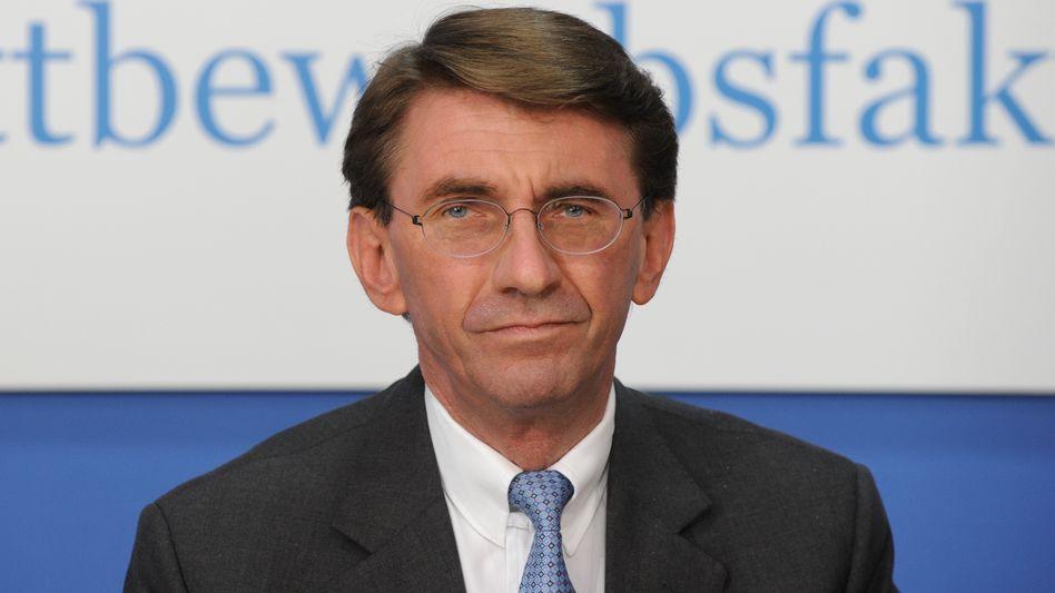 Steigt in globale Führungsgruppe bei McKinsey auf: Frank Mattern
