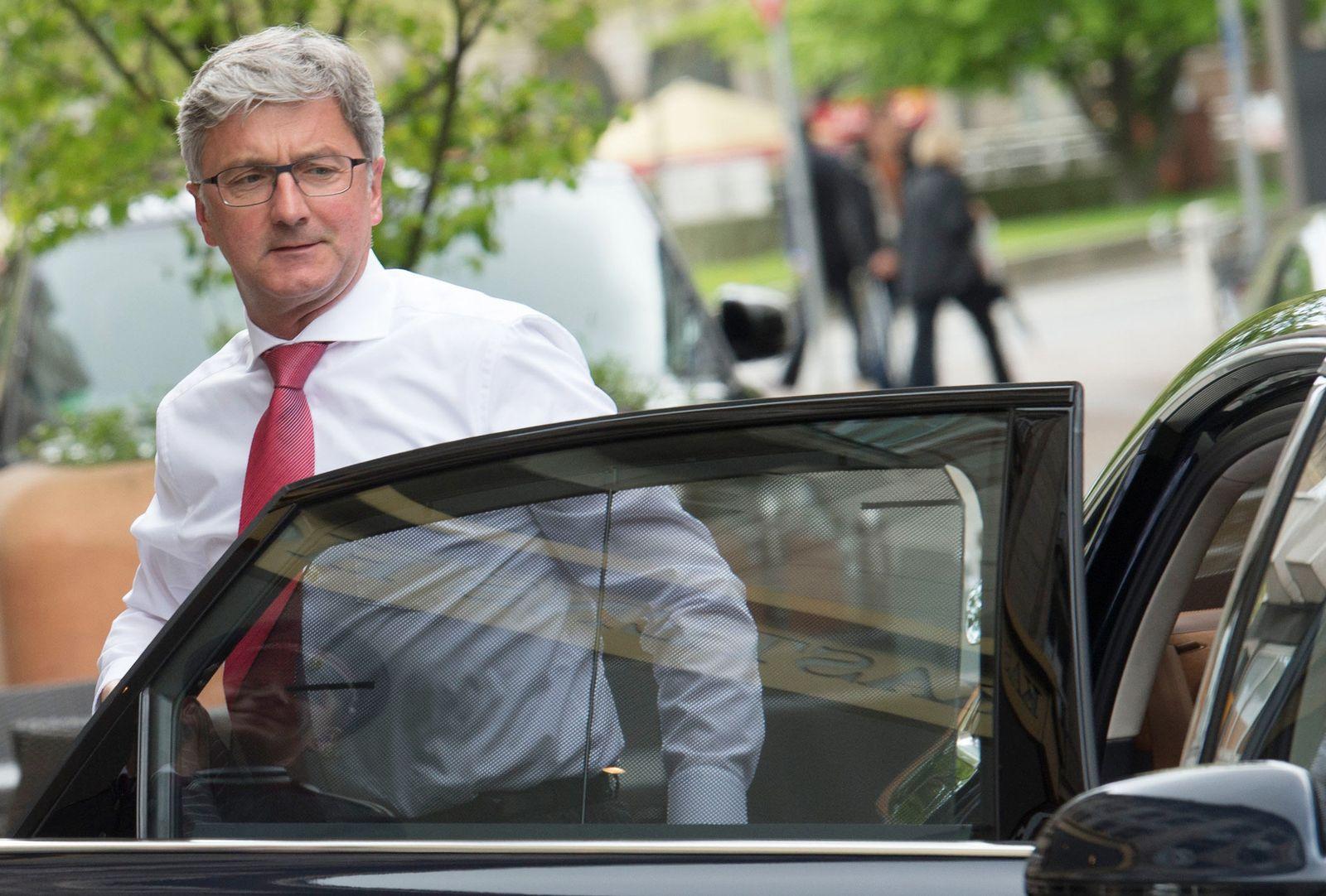 Audi Chef Rupert Stadler