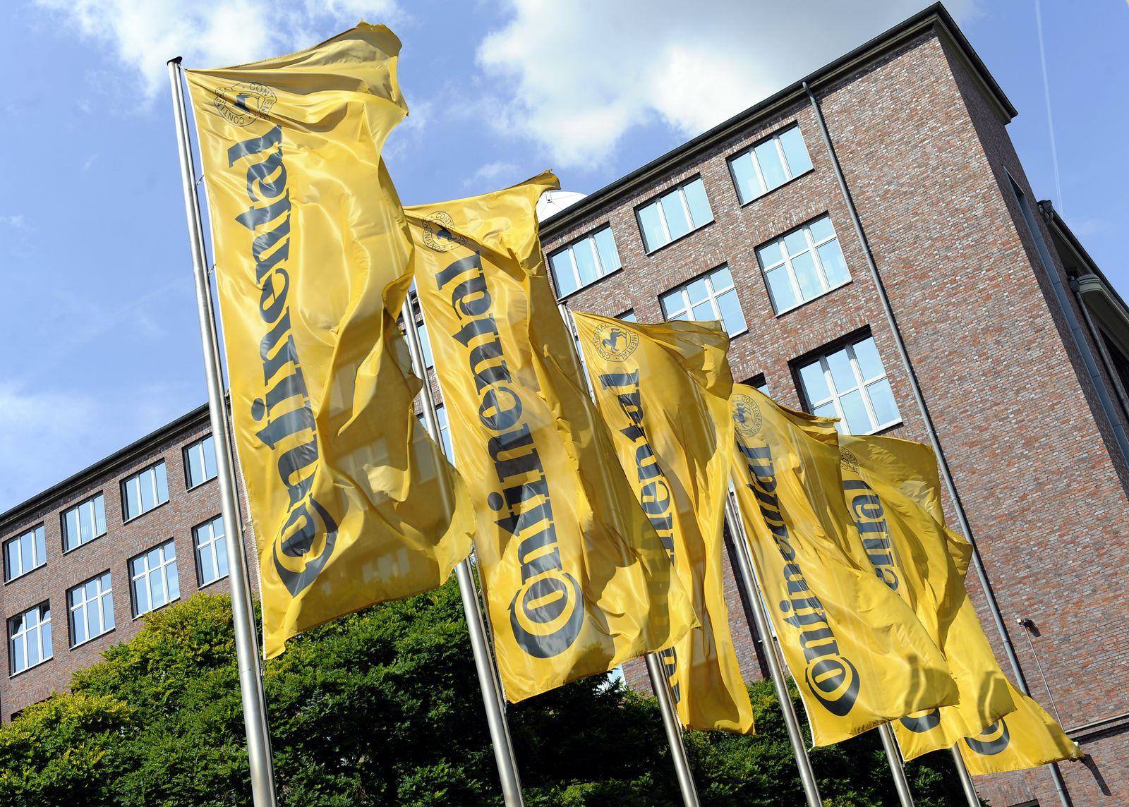Continental AG - Hauptversammlung