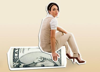 Studie: Junge Frauen erkennen immer öfter die Notwendigkeit des Sparens, so die Studie. Der Konsum muss da offenbar zurückstehen