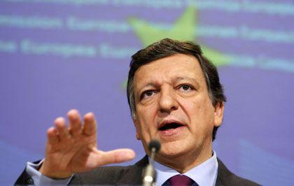 Gegenleistung der Banken gefordert: EU-Kommissionspräsident Barroso