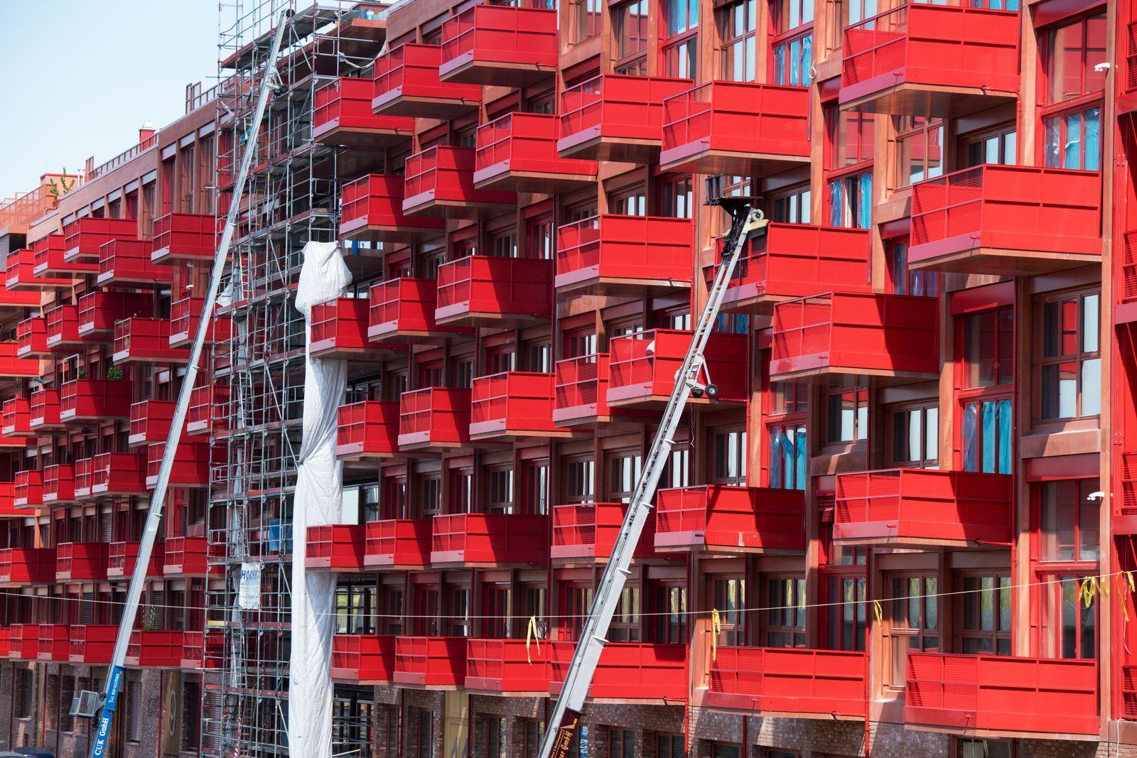 Immobilien / Wohnungen / Wohnungsneubauten Berlin