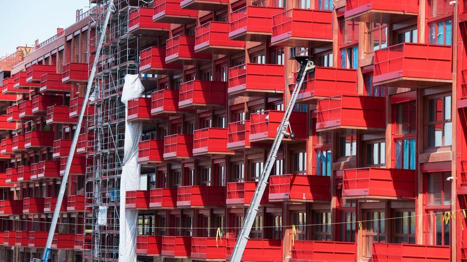 Wohnungsneubau in Berlin: Zu wenige Fertigstellungen verschärfen die Wohnungsnot zusehends.