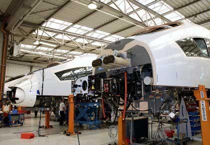 Exporthoffnung: Siemens will den ICE auch für Brasilien bauen