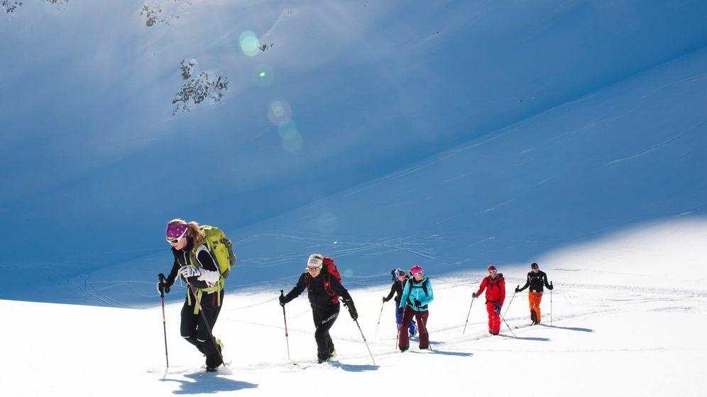 Skitourengehen: Hoch kommen sie alle