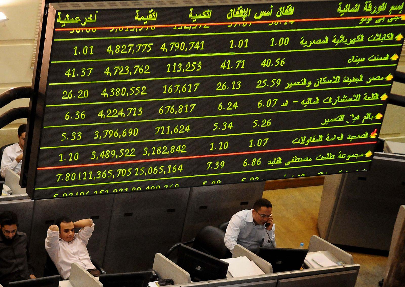 Kairo / Börse