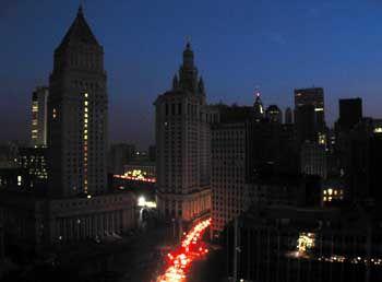 Blackout: Im Sommer 2003 legte ein Stromausfall ganz New York lahm
