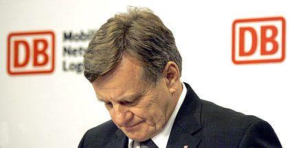 """""""Kampagne zur Veränderung der Unternehmensführung"""": Hartmut Mehdorn sieht weiterhin keine Schuld bei sich"""