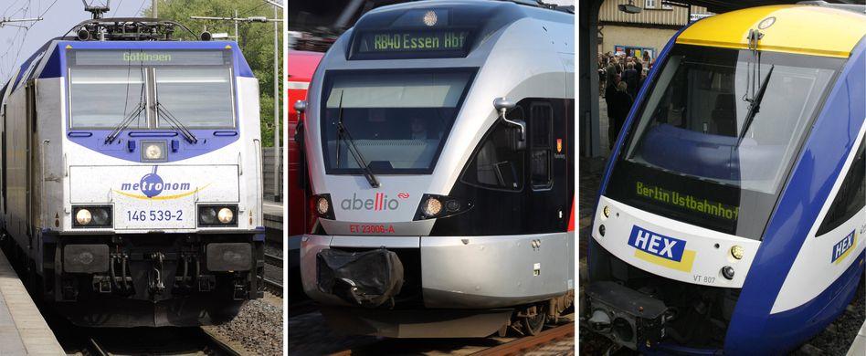 Nahverkehrskonkurrenten der Deutschen Bahn: Abellio gewinnt Aufträge in Sachsen-Anhalt